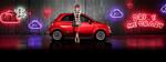 Fiat verlost Namenszug aus Neonröhren