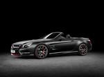 "Mercedes-Benz SL als Special Edition ""Mille Miglia 417"""