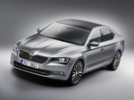 Skoda Superb: Stapellauf des Flaggschiffs