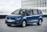 Genf 2015: Volkswagen zeigt Sharan
