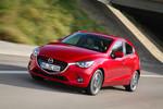 Preise für den Mazda2 beginnen bei 12 790 Euro