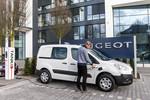 Peugeot garantiert acht Jahre für Antriebsbatterien