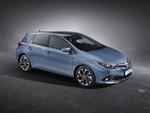 Genf 2015: Toyota Auris wird aufgepeppt