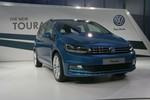Vorabpräsentation Volkswagen Touran: In einem Punkt ganz der alte