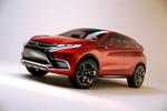 Genf 2015: Mitsubishi mit kompakter Plug-in-Hybrid-Studie