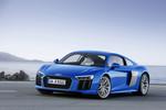 Genf 2015: Audi R8 ist in 3,2 Sekunden auf 100