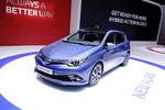 Genf 2015: Toyota spendiert dem Auris ein Update