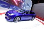 Genf 2015: Toyota hebt das Niveau des Avensis