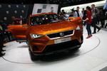 Genf 2015: SUV von Seat konkretisiert sich