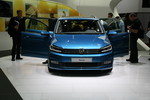 Genf 2015: Volkswagen Touran komplett neu