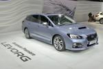 IAA 2015: Subaru Levorg rollt am vorletzten Tag in den Handel