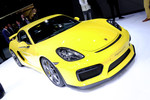 Genf 2015: Neues Mitglied in der Porsche-GT-Familie