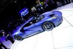 Ford nutzt beim GT Gorilla-Glas