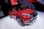 Genf 2015: Kompakte Plug-in-Hybridstudie von Mitsubishi