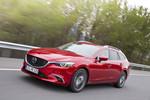 Pressepräsentation Mazda6: Das Flaggschiff zieht nach