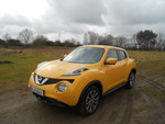Kurztest Nissan Juke: Blickfang