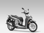Honda SH 300i rollt neu vor