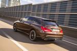 Pressepräsentation Mercedes-Benz CLA 250 Shooting Brake: Schöner Rücken