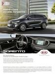 Kia-Kampagne zur Einführung des Sorento