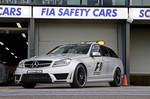 Mercedes-AMG stellt wieder Formel-1-Safety Car