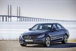 Umweltzertifikat für den Mercedes-Benz C 350 e