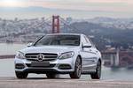 Pressepräsentation Mercedes-Benz C 350 e: Wie ein Dreizylinder