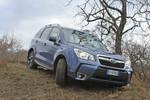 Pressepräsentation Subaru Forester 2.0 D Lineartronic Sport: Technische Avantgarde für jeden Tag