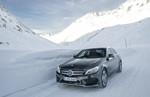 Mercedes-Benz C-Klasse und VW Passat finnlandtauglich