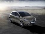 Strukturlackierung für Peugeot 208