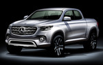 Mercedes-Benz Pick-up Studie.