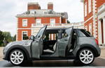 Fahrbericht Mini Cooper S 5-Türer: Aus Mini wird Midi