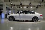 New York 2015: Jaguar XF zeigt sich