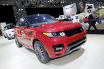 New York 2015: Land Rover enthüllt Range Rover Sport HST