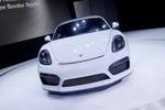 New York 2015: Porsche Boxster Spyder startet