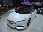 New York 2015: Honda FCV kommt 2016