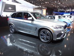 New York 2015: BMW X5 kann jetzt auch Hybrid