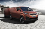 Peugeot-Design-Lab entwirft Foodtruck