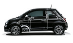 Fiat 500 Ron Arad Edition.
