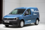 Volkswagen Caddy Kastenwagen Blue Motion.