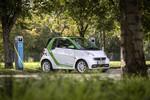 2014: E-Smart mit 1665 Neuzulassungen