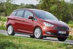 Kurzpräsentation Ford C-Max: Aller guten Dinge sind drei