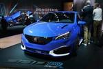 Shanghai 2015: Kraftvoller Peugeot 308 Hybrid