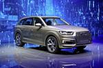 Shanghai 2015: Audi feiert den Q7 E-Tron 2.0 TFSI Quattro