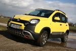 Fahrbericht Fiat Panda Cross 1.3: Wenn, dann der