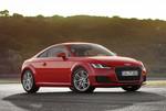 Neuer Einstiegsmotor im Audi TT