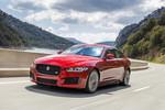 Pressepräsentation Jaguar XE: Platz da!