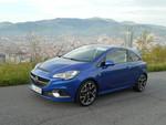Pressepräsentation Opel Corsa OPC: Kraftpäckchen