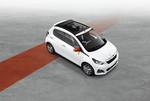 Neues Topmodell: Peugeot 108 Roland Garros