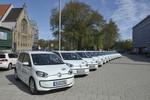 Kommunen erhalten 25 VW E-Load-Up