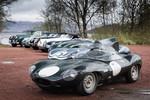 Jaguar schickt Star-Aufgebot zur Mille Miglia